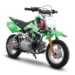 GMX Moto50 50cc Dirt Bike Green