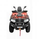 Crossfire X400 400cc Farm ATV Quad Bike - Red