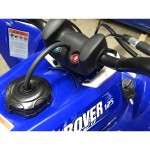 Crossfire Rover 125 125cc Sports Quad Bike - Blue