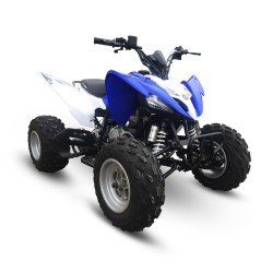 Crossfire Mustang Evo 3 250cc Quad Bike - Blue