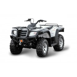 Crossfire Territory 500 EPS 500cc Farm ATV Quad Bike - White