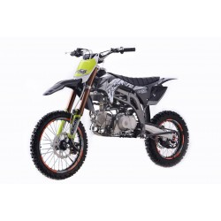 Crossfire CF140 140cc Dirt Bike - Black