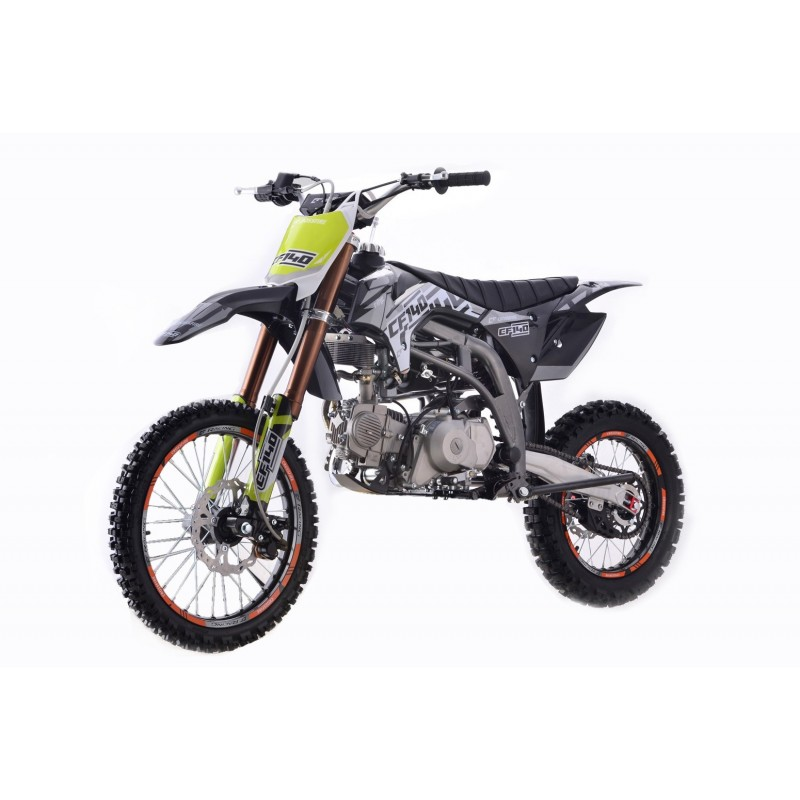 Crossfire CF140 140cc Dirt Bike - Black