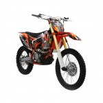Crossfire CFR250 250cc Dirt Bike - Orange