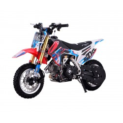 Crossfire CF50 50cc Kids Dirt Bike - Red