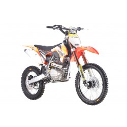 Crossfire CF250 250cc Dirt Bike - Orange