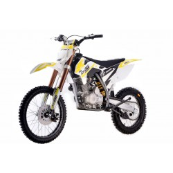 Crossfire CF250 250cc Dirt Bike - White