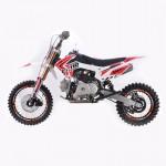 Crossfire CF110 110cc  Dirt Bike - White