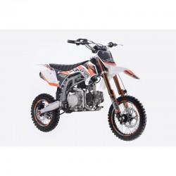 Crossfire CF125 125cc Dirt Bike - White