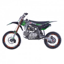 Crossfire CF125s 125cc Dirt Bike - Green