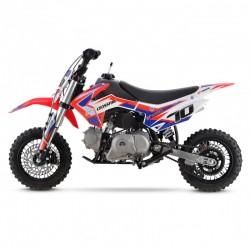 2020 Crossfire CF70 70cc Kids Dirt Bike - Red