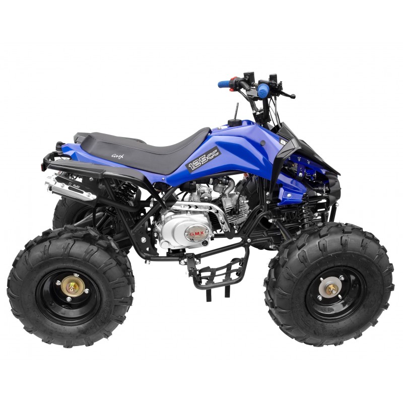gmx the beast sports quad bike 125cc sports atv bike. Black Bedroom Furniture Sets. Home Design Ideas