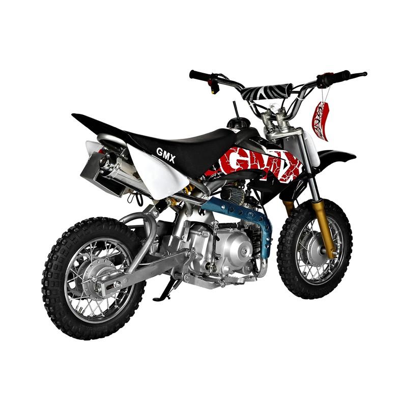 Gmx Chip Black 50cc Dirt Bike Gmx Motorbikes Australia