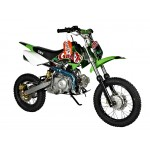 GMX Rider Green 70cc Dirt Bike