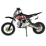 GMX Rider Black 70cc Dirt Bike