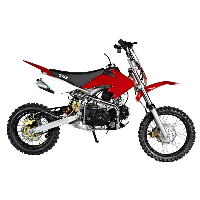 gmx rider x red 125cc dirt bike. Black Bedroom Furniture Sets. Home Design Ideas