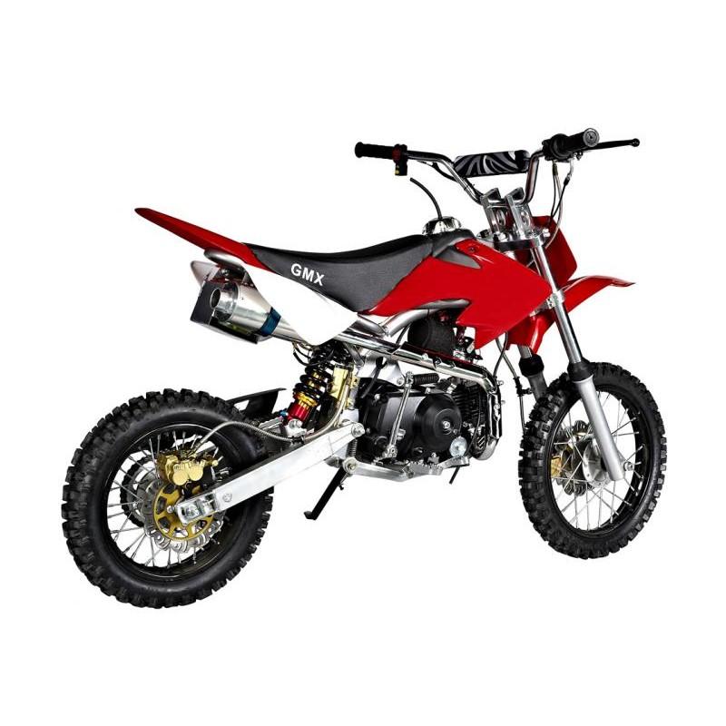 gmx rider x red 125cc dirt bike dirt bike gmx motorbikes online australia. Black Bedroom Furniture Sets. Home Design Ideas
