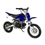 GMX Rider X Blue 125cc Dirt Bike