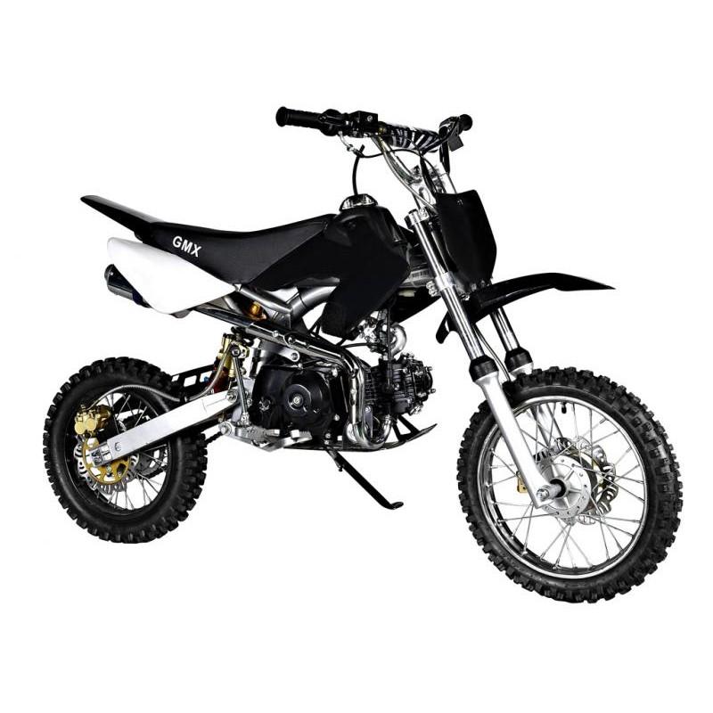 gmx rider x dirt bike 125cc black. Black Bedroom Furniture Sets. Home Design Ideas