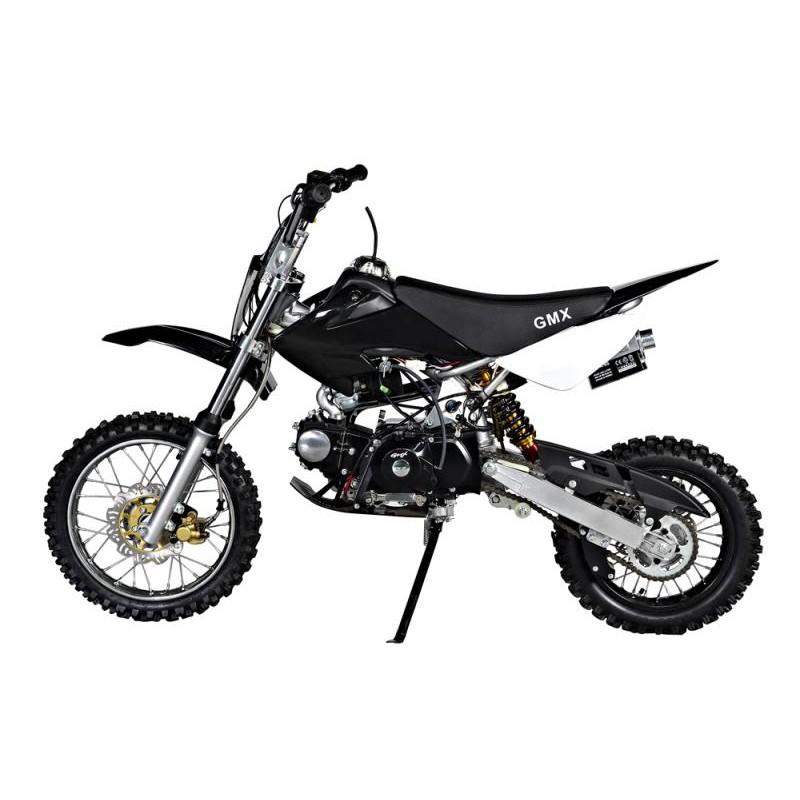 gmx rider x black 125cc dirt bike. Black Bedroom Furniture Sets. Home Design Ideas
