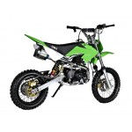 GMX Rider X Green 125cc Dirt Bike
