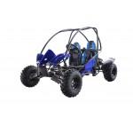 GMX GKT150 150cc Dune Buggy Blue