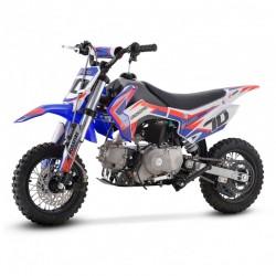 2020 Crossfire CF70 70cc Kids Dirt Bike - Blue