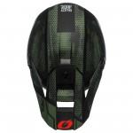Oneal 2021 5 Series Covert Helmet Black/Green Adult MD