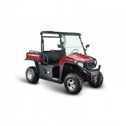 Crossfire 250GT 250cc UTV - Red