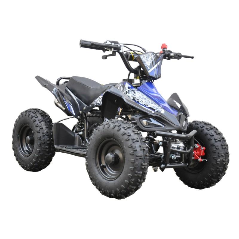 GMX 49cc Sports Buggy Quad Bike - Blue