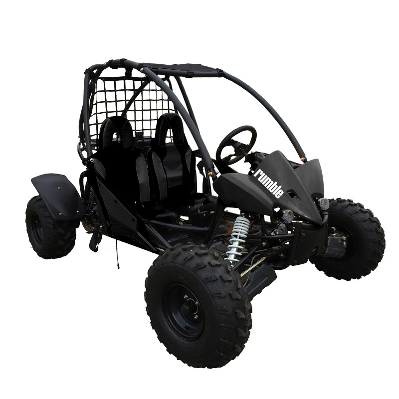 GMX 200cc Rumble Dune Buggy - Black