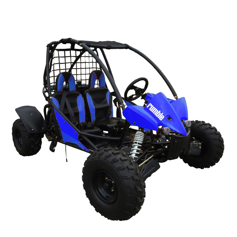 GMX 200cc Rumble Dune Buggy - Blue