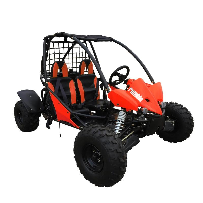GMX 200cc Rumble Dune Buggy - Red