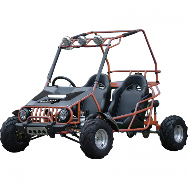 GMX 125cc Hammer Dune Buggy - Orange