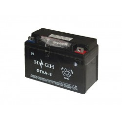 GMX 125cc Quad Bike Battery 12V