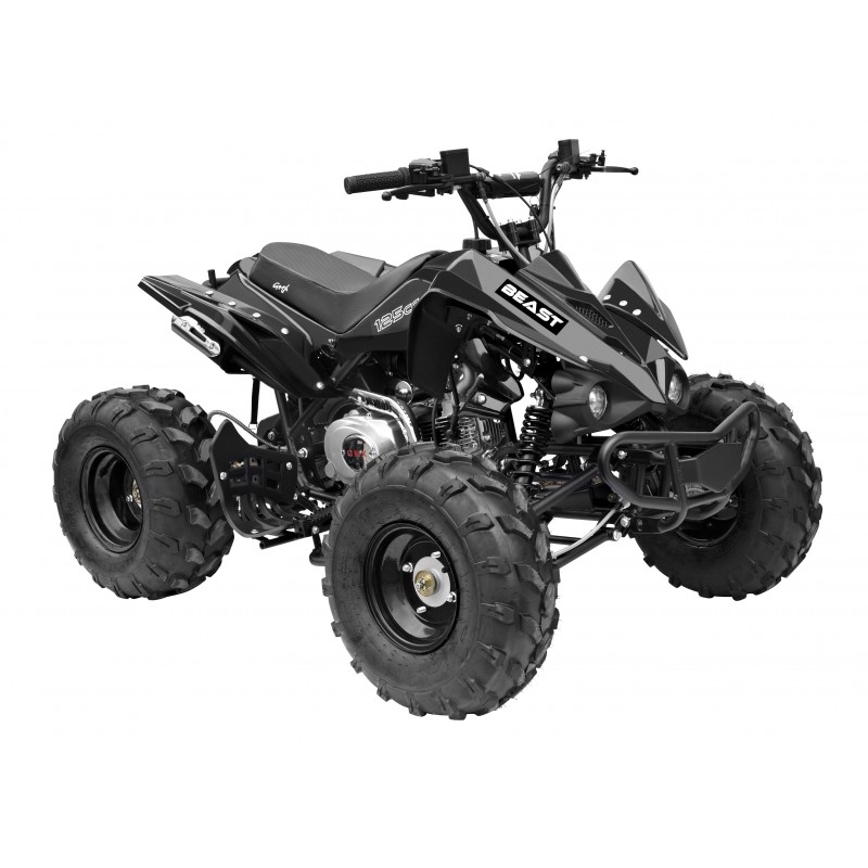 gmx the beast sports quad bike 125cc 125cc sports quad. Black Bedroom Furniture Sets. Home Design Ideas