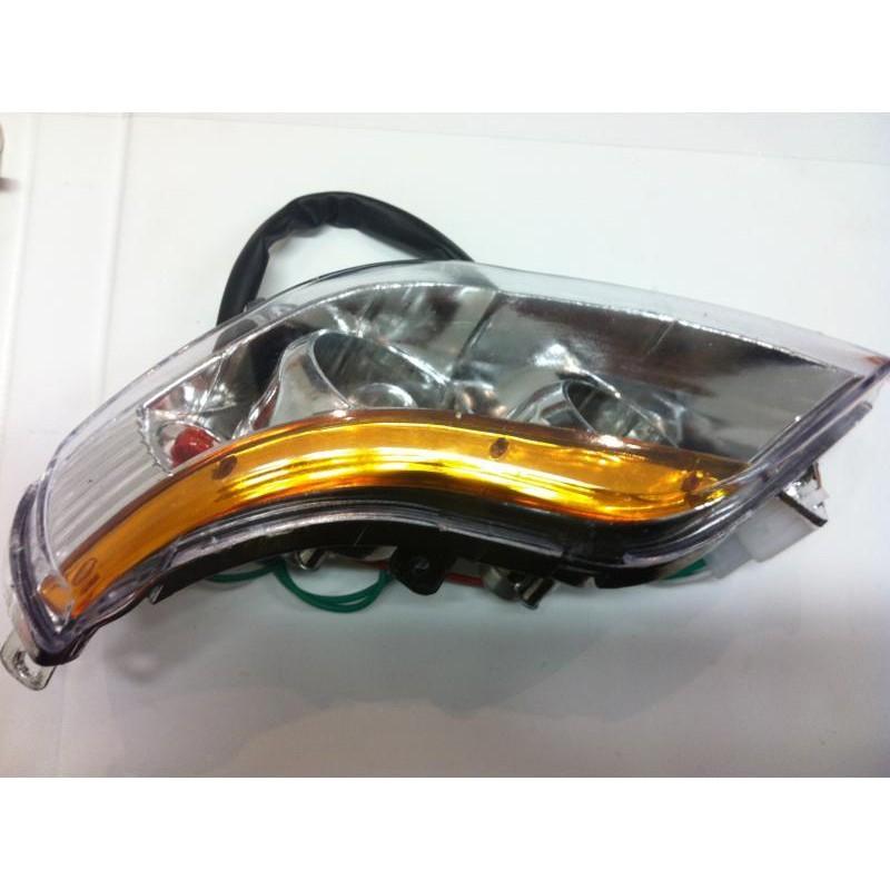 GMX Farm 125cc Quad Headlight (LHS)
