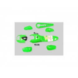 GMX 49cc Quad Bike Green Complete Fairing/Plastic Kit