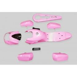 GMX 49cc Quad Bike Pink Complete Fairing/Plastic Kit