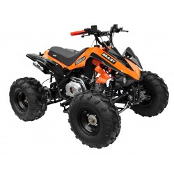 GMX The Beast Orange 125cc SPORTS Quad Bike