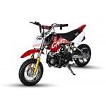 GMX Chip Red 50cc Dirt Bike
