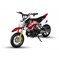 GMX Chip Red 50cc Dirt Bike