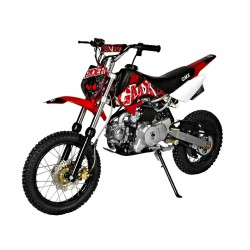 GMX Rider Red 70cc Dirt Bike