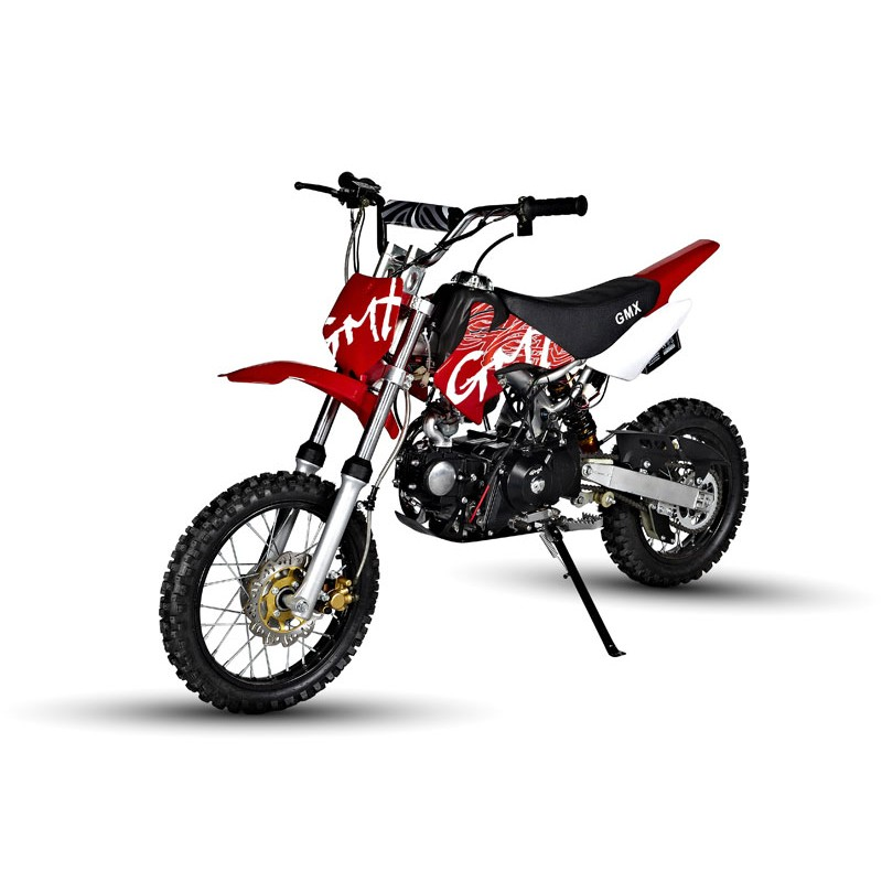 gmx rider x dirt bike 125cc red. Black Bedroom Furniture Sets. Home Design Ideas