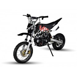 GMX Rider X Black 125cc Dirt Bike