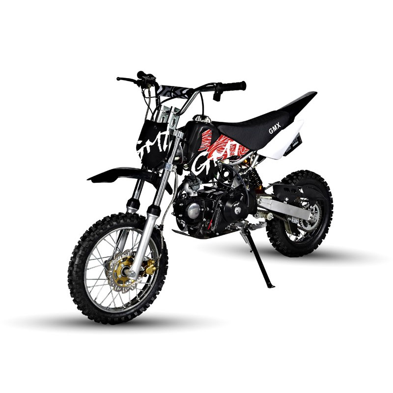 gmx rider x dirt bike 125cc black. Black Bedroom Furniture Sets. Home Design Ideas