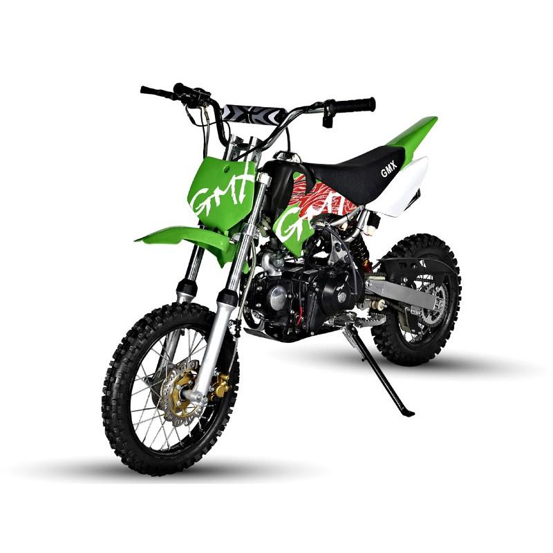 gmx rider x dirt bike 125cc green. Black Bedroom Furniture Sets. Home Design Ideas