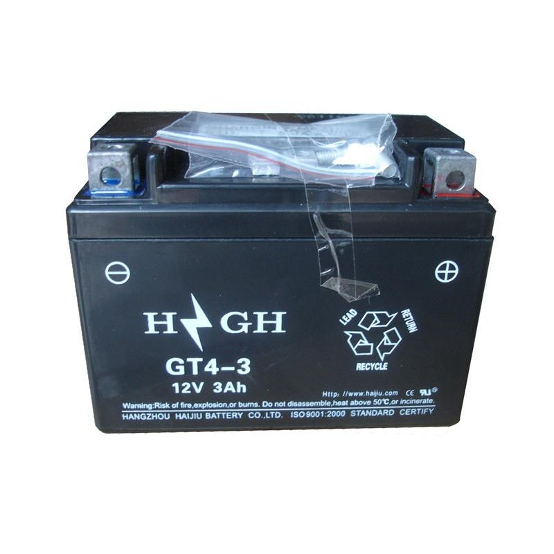 gmx dirt bike battery 12v 3ah. Black Bedroom Furniture Sets. Home Design Ideas