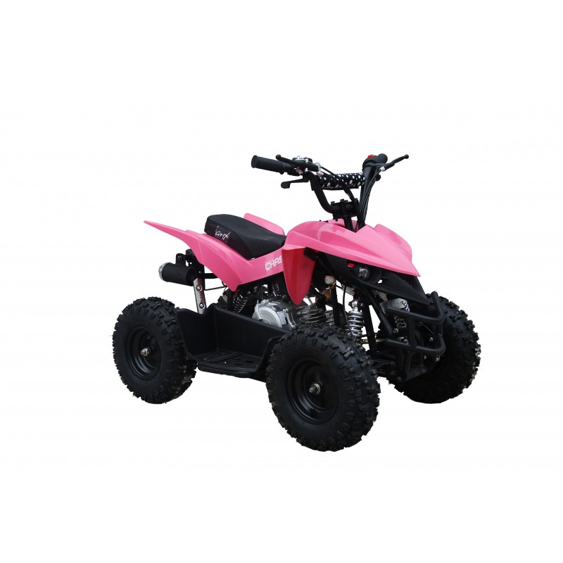GMX Pink 60cc 4 stroke Chaser Quad Bike